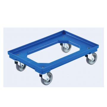Plastikinis vežimelis-ratukai 0915 V-11
