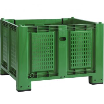 Plastikinis konteineris 700 plus perforuotas